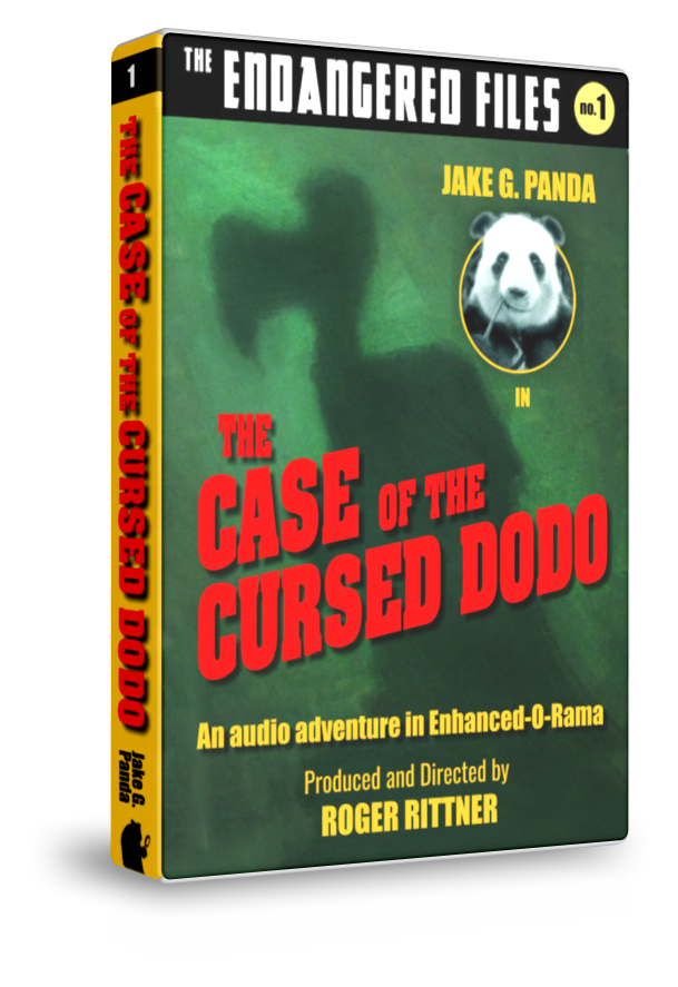 The Case of the Cursed Dodo CD set
